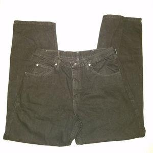 Wrangler Black Denim Jeans
